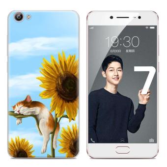 Vivo x7/x7 tipis soft shell shell telepon