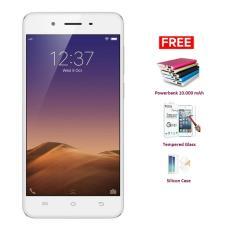 VIVO Y55S - 16 GB - Gold + Free 3 Item Accessories