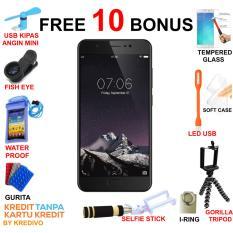 Vivo Y69 Smartphone  3/32GB Black Free 10 Bonus & Bisa Kredit