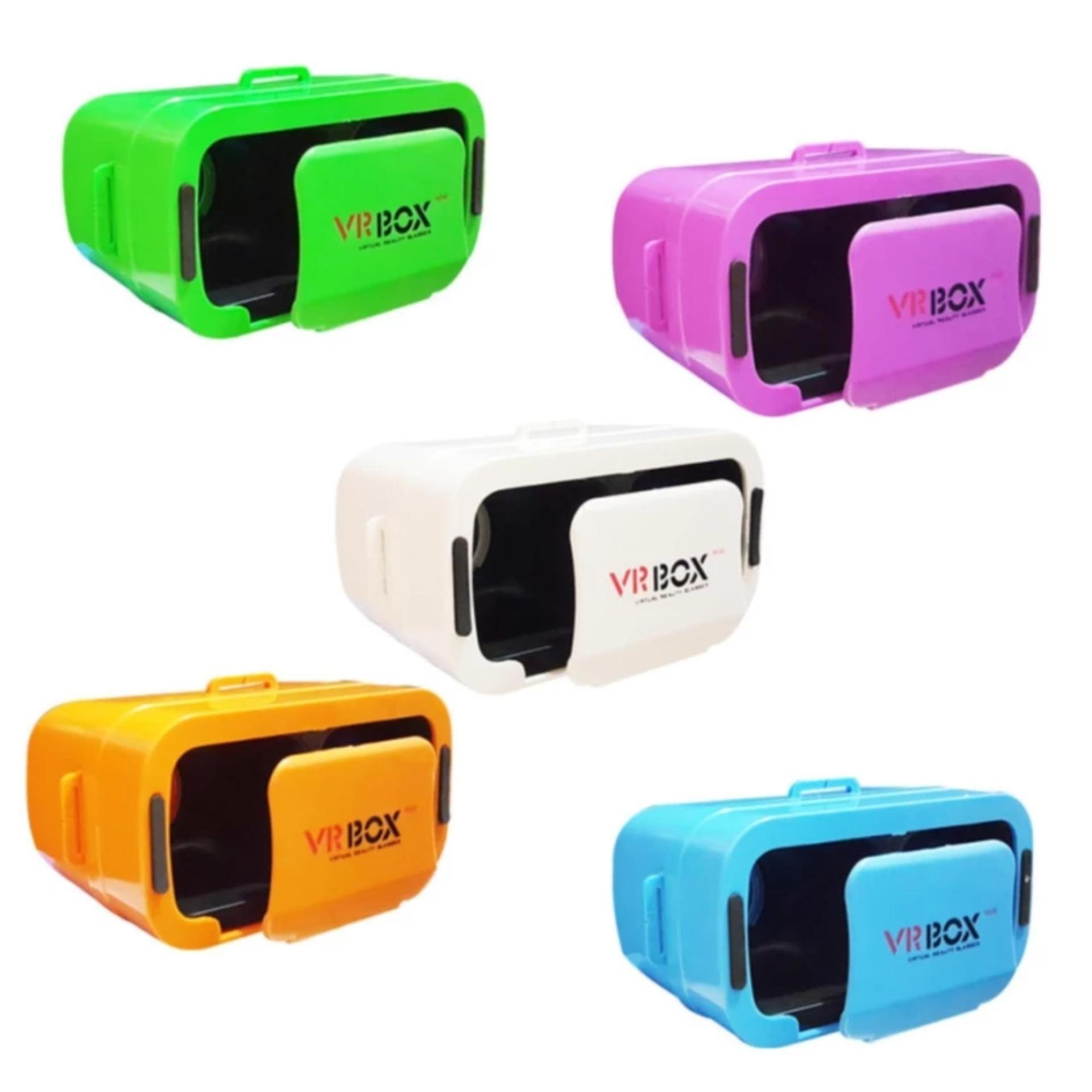VR Box Mini V2 0 Cardboard Virtual Reality for Android Smartphone &