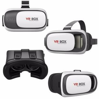 VR Box Virtual Reality 3D Glasses For Smartphone
