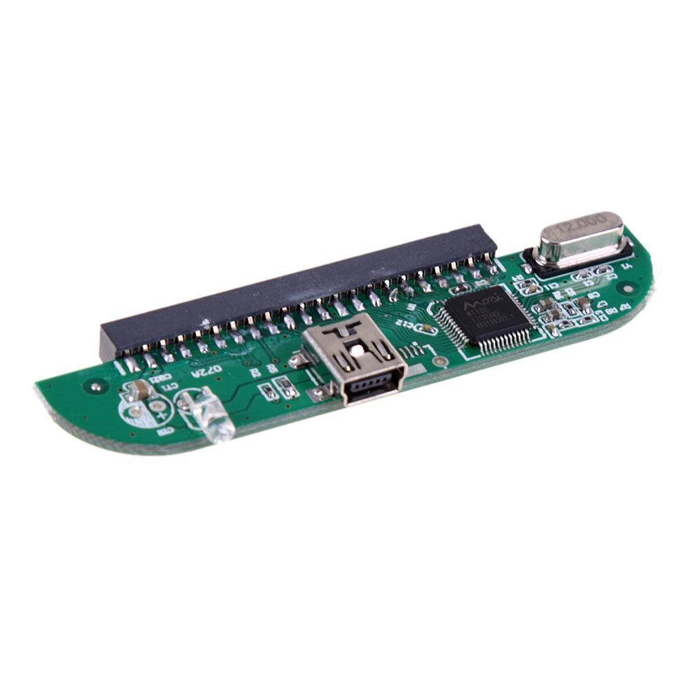 ... W25P4 6.35 cm IDE Hard Disk yang USB 2.0 untuk IDE Hard Disk dengan adaptor HDD ...
