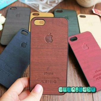 Harga Wooden case hp/casing hp iphone samsung 4/4s 5/5s 6