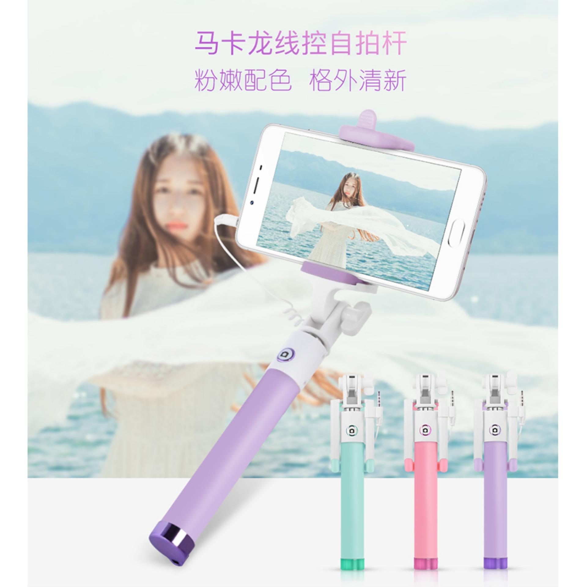 ... X-One Tongsis Monopod Selfie Stick Kabel Lipat ...