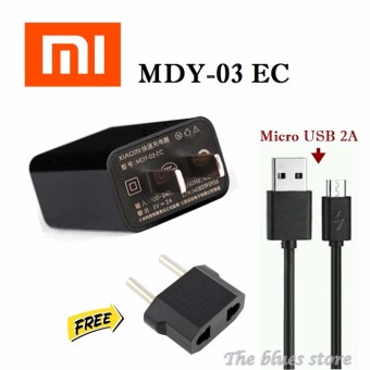 Xiaomi Charger Original MDY-03 EC Micro USB 2A Fast Charging