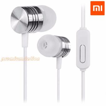 Xiaomi Earbud / Headset / Hansfree Music Call Phones Piston 2nd Silver Generation