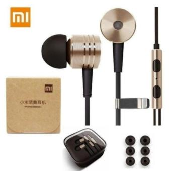 Xiaomi Earphone/Headset Piston Mi 2nd Generation Jack3.5mm - Gold