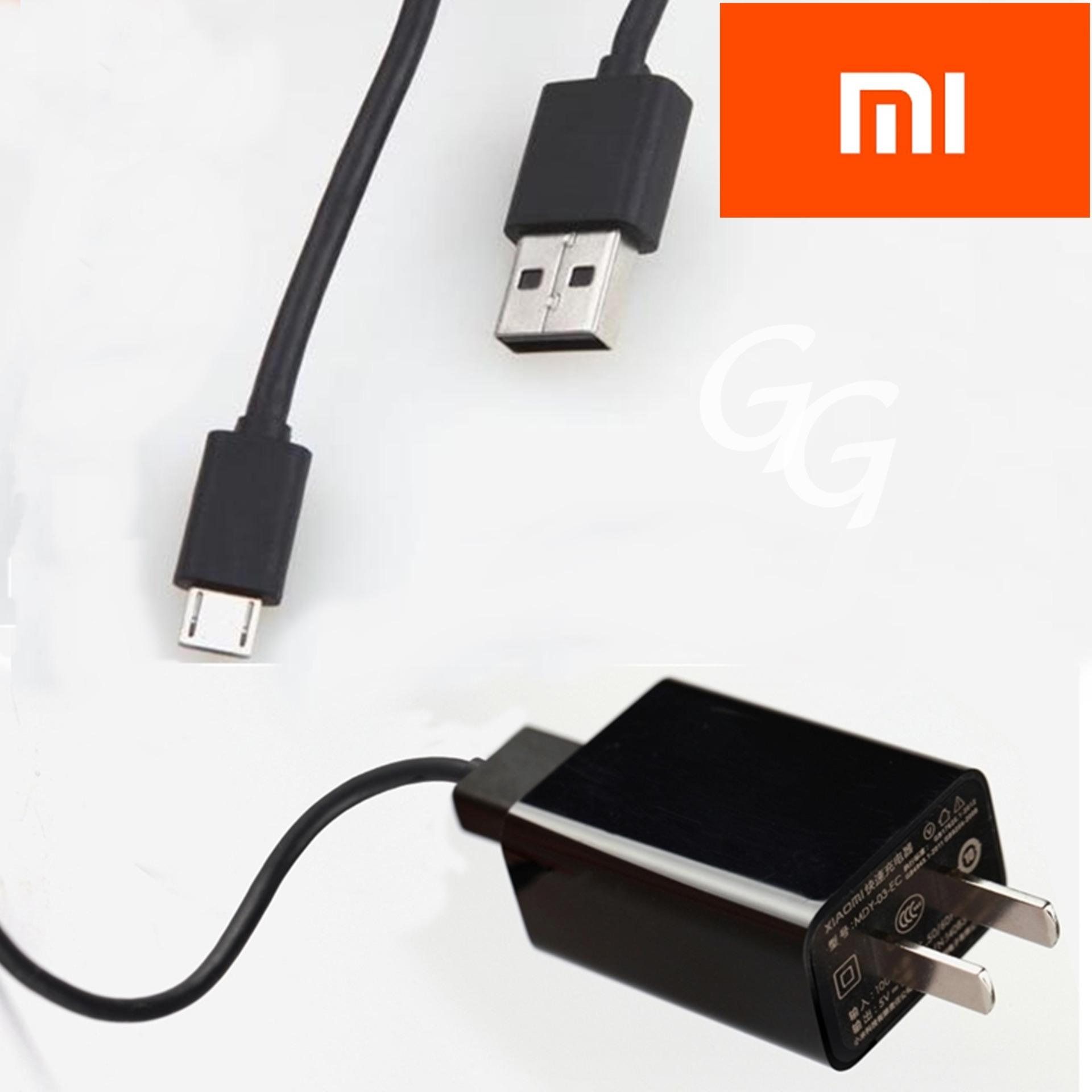 Xiaomi Charger Mdy 03 Eb 2a Fast Charging Hitam Daftar Harga Travel 2ampere Micro Usb Original Sync Data Black Source