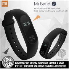 Xiaomi Mi Band 2 OLED Display Smart Watch ORIGINAL - BLACK