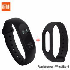 Xiaomi Mi Band 2 Smartband + 1pcs Strap