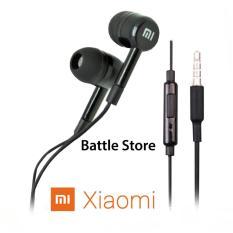 Xiaomi Mi headset Hifi 3.5mm Stereo In-Ear Headphones Basic - Hitam