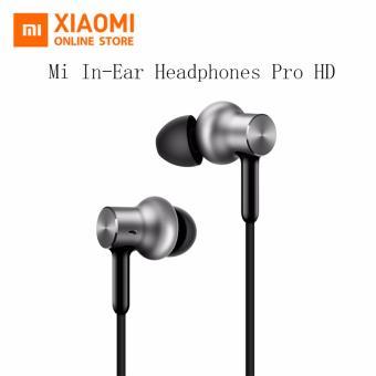 ... Piston 3rd Generation-Hitam. Xiaomi Mi In-Ear Headphones Pro HD Silver