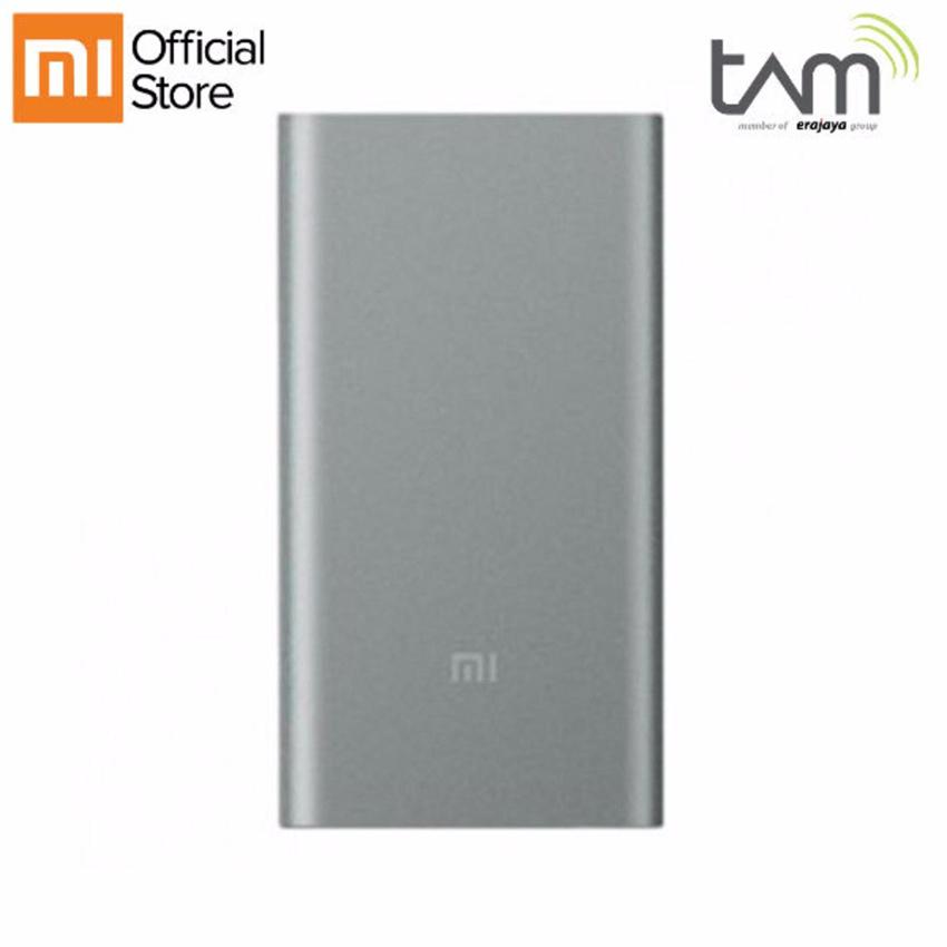 Xiaomi Mi Power Bank 10000mAh - Silver