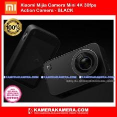 Xiaomi Mijia Camera Mini 4K 30fps Action Camera International - BLACK