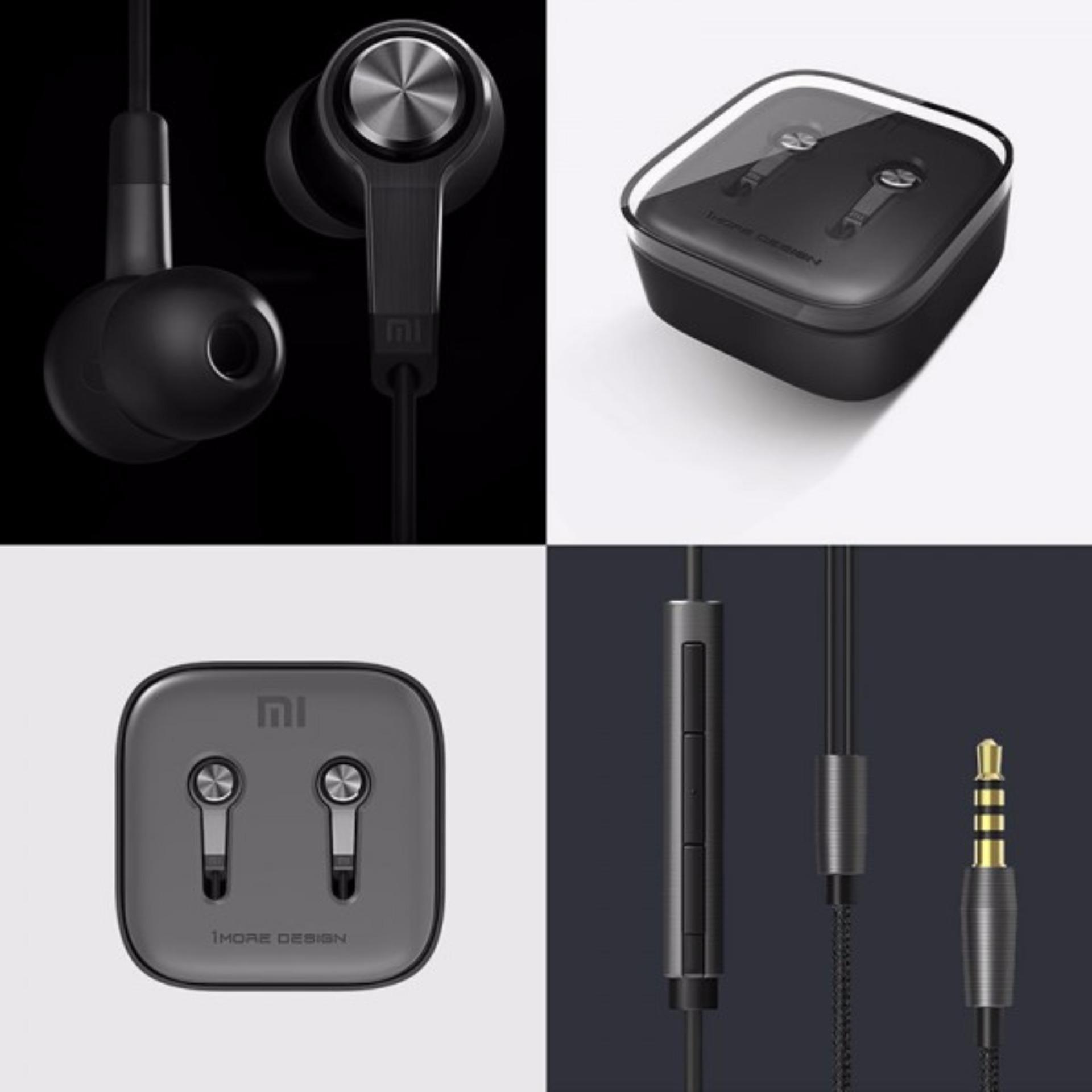 XiaoMi Piston 3 Black Earphone Premium Quality .