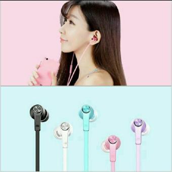 Xiaomi Piston 6 original asli handsfree earphone in-ear kabel cable 2 3 stereo full