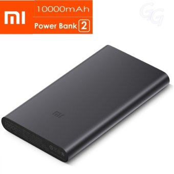 Update Harga Xiaomi Power Bank 2 Slim Design – 10000mAh IDR265,000.00  di Lazada ID