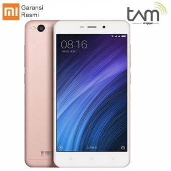 Xiaomi Redmi 4A - 2GB/32GB - Gold - Garansi Resmi TAM
