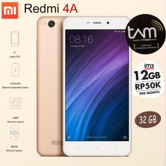 Xiaomi Redmi 4A 32GB - Garansi Resmi TAM