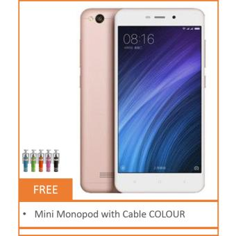 Xiaomi - Redmi 4A - 4G - 2GB/16GB - Rose Gold