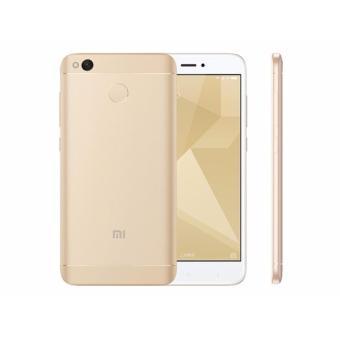 Xiaomi Redmi 4x - 3GB/GB - GOLD - GARANSI RESMI TAM