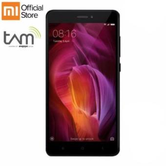 Xiaomi Redmi Note 4 - 3GB/32GB - Black - Garansi Resmi TAM