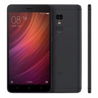 Xiaomi Redmi Note 4 Snapdragon - 32GB - Black