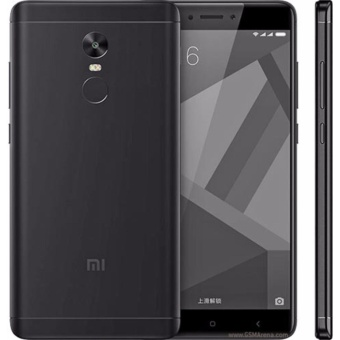 Xiaomi Redmi Note 4X [MTK] - 64GB - Black