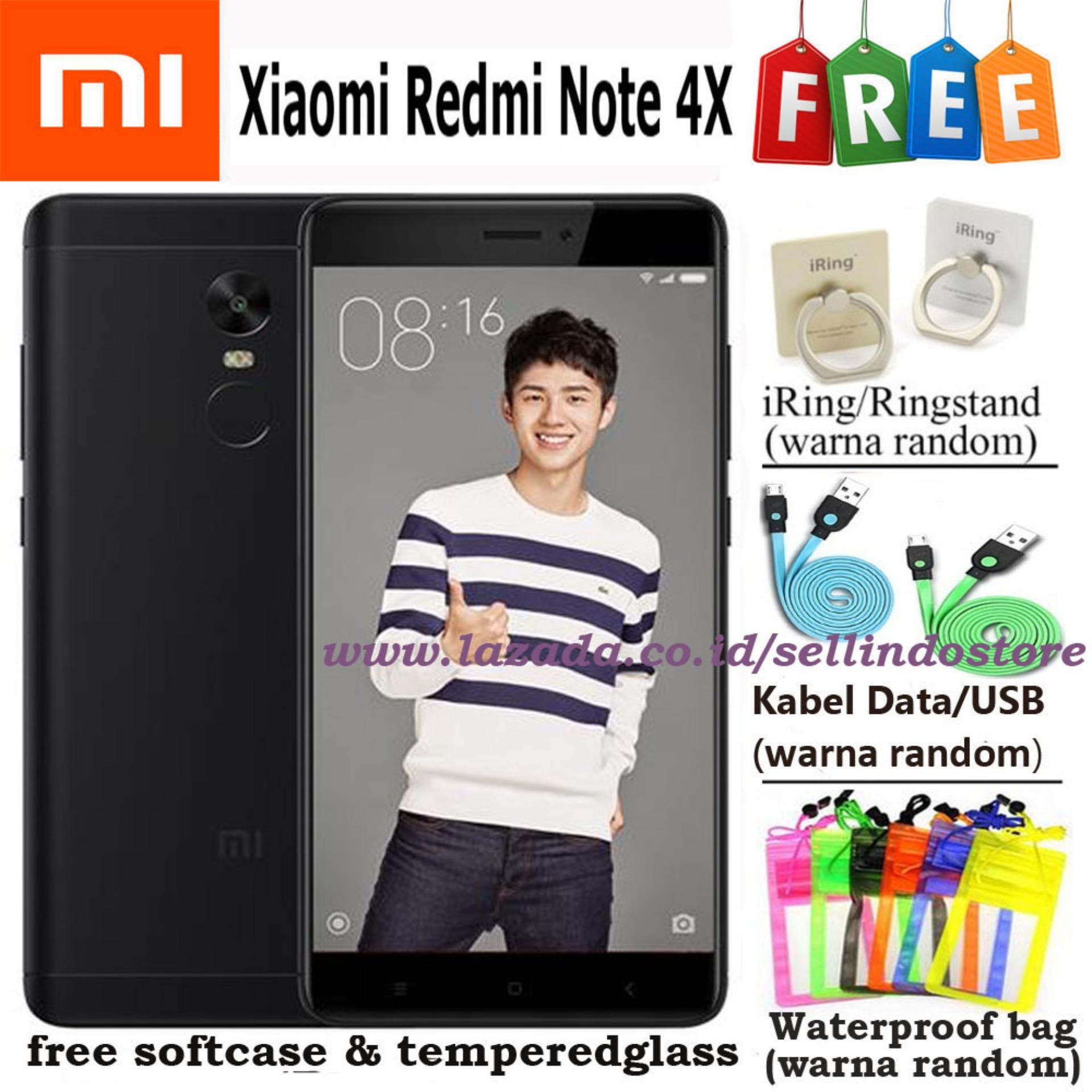 Harga Baru Xiaomi Redmi Note 4x Snapdragon Ram 3gb Rom 32gb