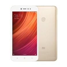 Xiaomi Redmi Note 5A Prime Smartphone - Gold [64GB/ 4GB