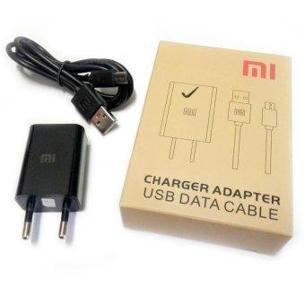 Xiaomi Travel Charger 1A - Hitam - 2
