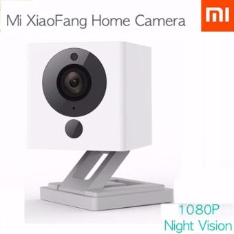 Harga Xiaomi Xiaofang Smart Square Wifi IP Camera CCTV [1080p] - white
