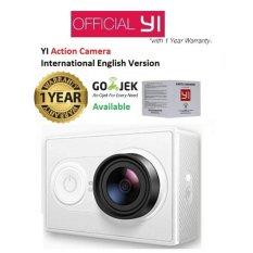 Xiaomi Yi Action Camera international version - 16MP - putih