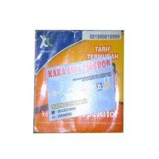 XL Kartu Pedana XL Cantik 08199-0819999