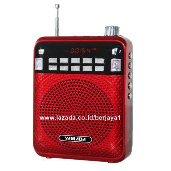 Yamada Speaker Pinggang Waistband Aktif Multifungsi MegaphoneDM-Q9000