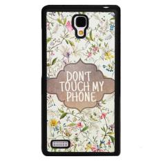 Y&M kepribadian tidak menyentuh kasus telepon seluler untuk RedMi Note (Hitam)