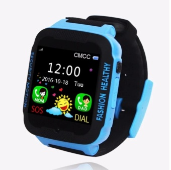 Young Young Star Waterproof C3 Smartwatch GPS Tracker kids Smart watch Phone Support SIM card Anti Lost SOS Call Children Bluetooth Activity Finder Fitness Tracker WristWatch Bracelet Safety Monitor APP Parents Control for iOS Android - intl