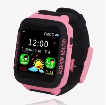 Young Young Star Waterproof C3 Smartwatch GPS Tracker kids Smartwatch Phone Support SIM card Anti Lost SOS Call Children BluetoothActivity Finder Fitness Tracker WristWatch Bracelet Safety MonitorAPP Parents Control for iOS Android - intl