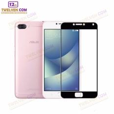 zenBlade 3D Full Cover Tempered Glass ZC554KL Asus Zenfone 4 Max Pro - Black