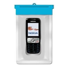 Zoe Nokia 2630 Waterproof Bag Case - Biru