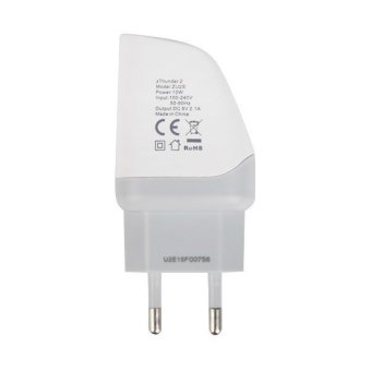 Zola Dual Output charger - zThunder 2 [2 Port] - 3 .