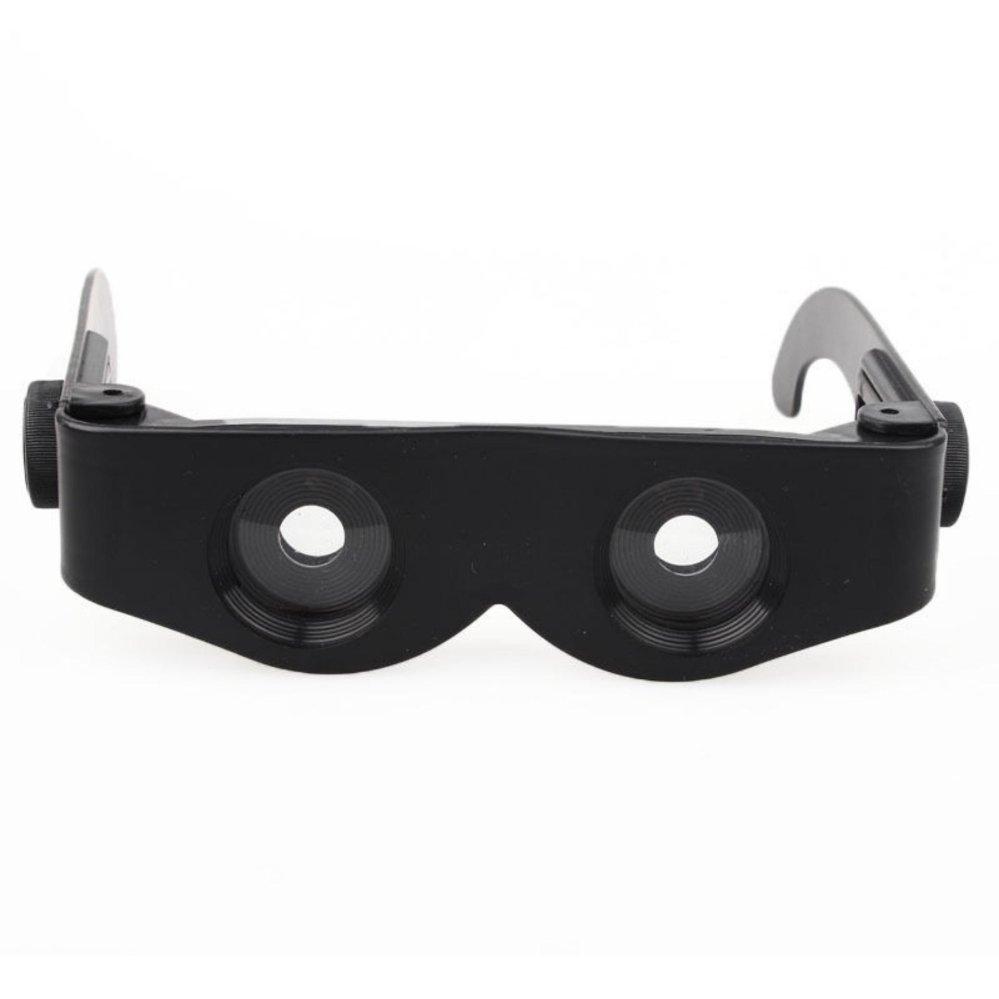 Zoomies Binocular Glasses Kacamata Pembesar Objek Jauh