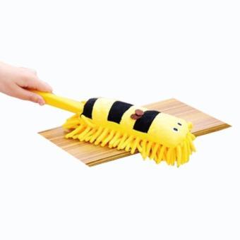 2 pcs Kemoceng Microfiber Animal Character Duster Chenille [Multi color]