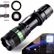 2200 Lumens UltraFire CREE XM-L C8 Q5 LED Senter 18650 Lampu Lampu OborIDR80800. Rp 83.000