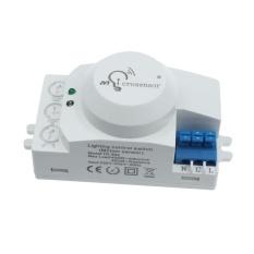 220 V 5.8 GHz Microwave Gerakan Motion Detector Sensor Beralih For Ringan-Intl