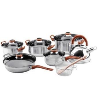 354 Oxone Peralatan Masak OX-933 / Cookware Set 8 in 1