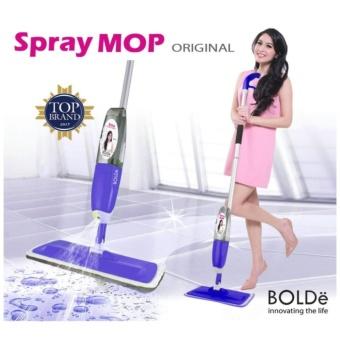 354 Pel Lantai Penyemprot Spray Mop - Hijau