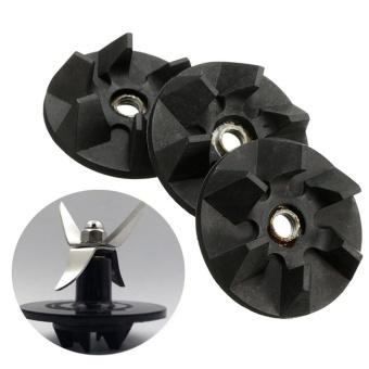 3Pcs Black Replacement Part Rubber Gear Drive Clutch 6T ForCuisinart Blender - intl