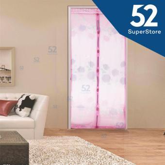 52 Home Tirai / Gorden / Selambu/ Kelambu/ Pintu Magnet Anti Nyamuk 1604-