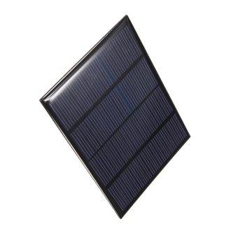 85*115*2mm 18 V 1,5 W PolyKristalline Solar .